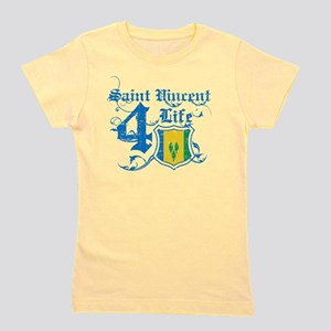 saint vincent Girl's Tee